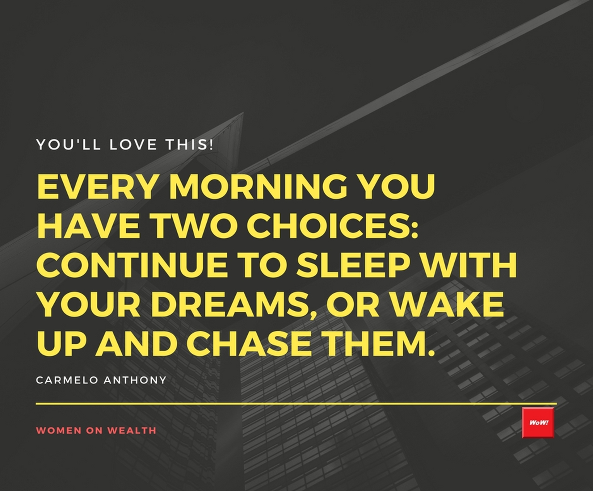 Every Morning You Have Two Choices 1920 X 1590