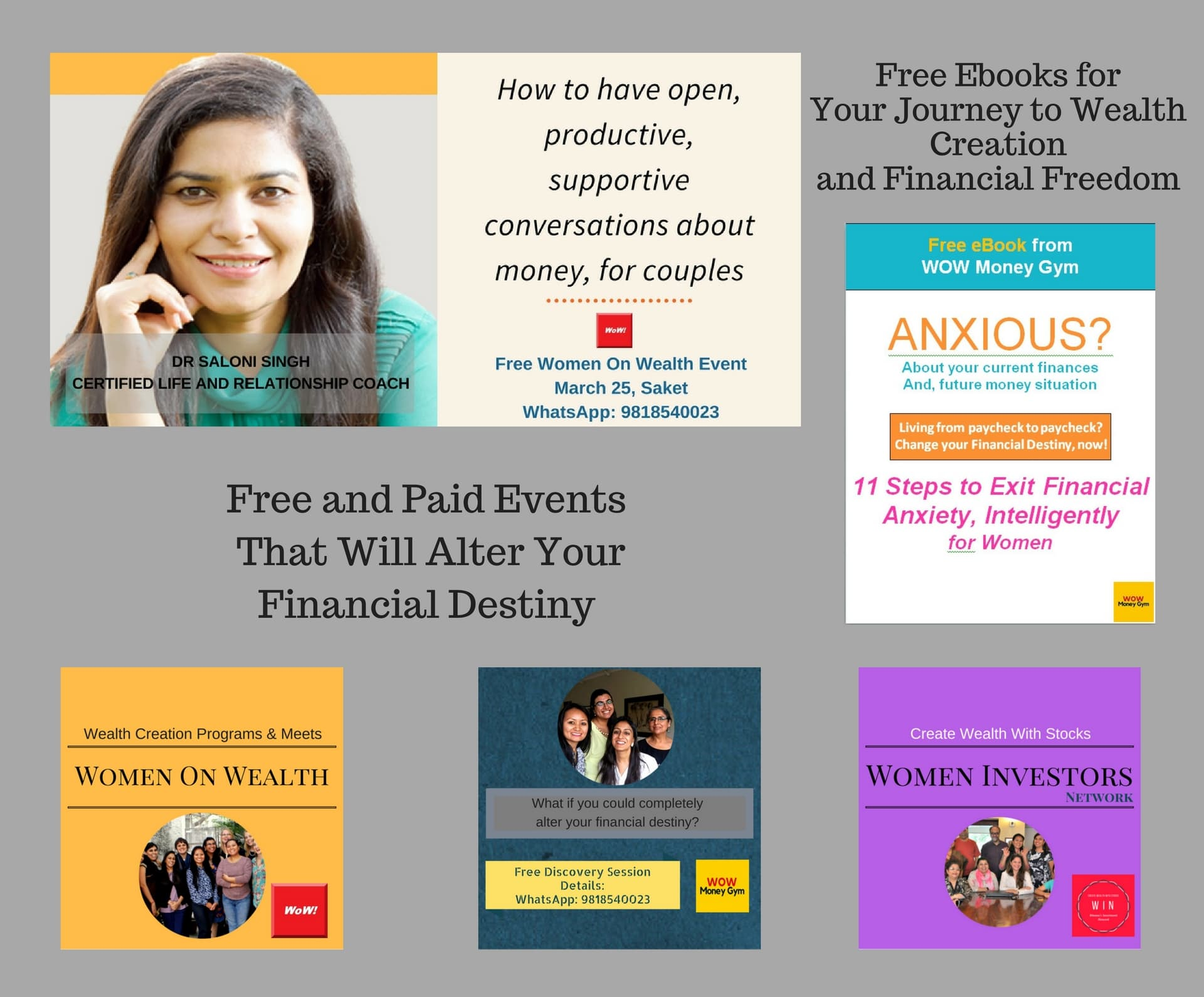 Free Ebooks for Your Journey to Wealth Creation and Financial Freedom-min
