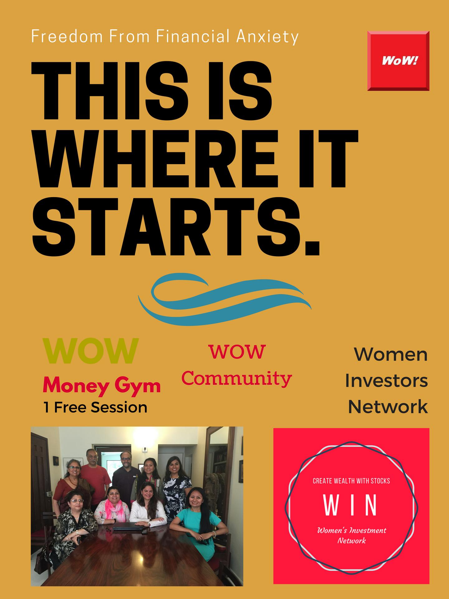 Women On Wealth Programs & Activities